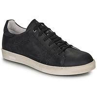 鞋子 男孩 球鞋基本款 Ikks JACOB 黑色
