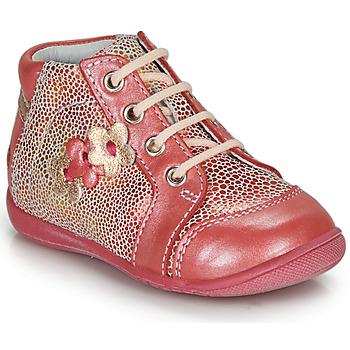 鞋子 女孩 短筒靴 GBB PETULA 珊瑚色