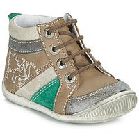 鞋子 男孩 短筒靴 GBB PRAGUE 棕色