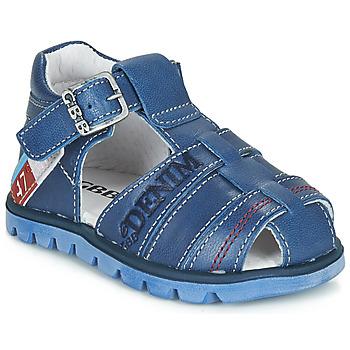 鞋子 男孩 涼鞋 GBB PELAGE 藍色