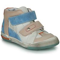 鞋子 男孩 高帮鞋 GBB PATRICK 灰色 / 蓝色