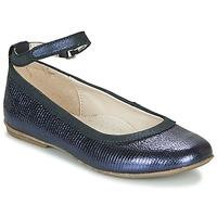 鞋子 女孩 平底鞋 Achile DANIELA 蓝色