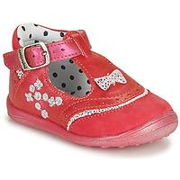 鞋子 女孩 凉鞋 Catimini PISTACHE 玫瑰色