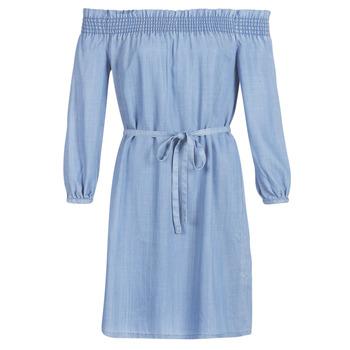 衣服 女士 短裙 Only ONLSAMANTHA 蓝色 / 米色