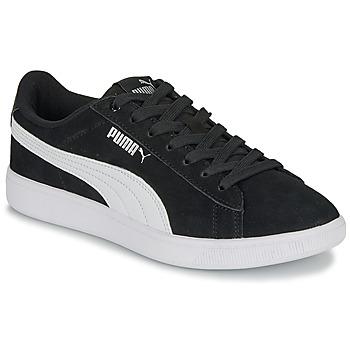 鞋子 女士 球鞋基本款 Puma 彪马 VIKKY V2 NOIR 黑色