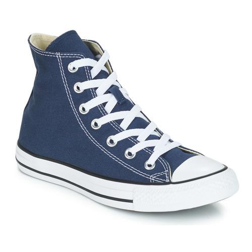 鞋子 高帮鞋 Converse 匡威 CHUCK TAYLOR ALL STAR CORE HI 海蓝色