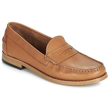 鞋子 女士 皮便鞋 André CESAR 棕色