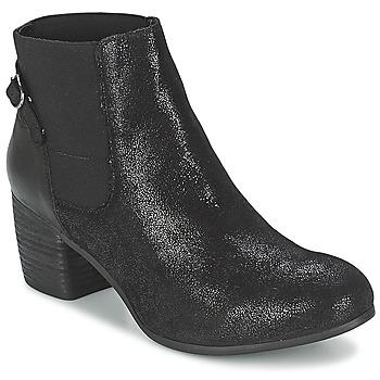 鞋子 女士 短靴 SPM GIRAFE 黑色