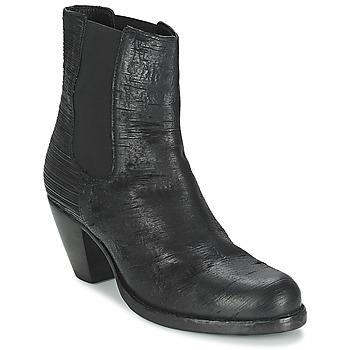鞋子 女士 短靴 Fred de la Bretoniere ALMERE 黑色