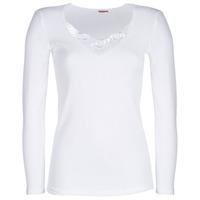 內衣  女士 汗衫, 背心 Damart CLASSIC GRADE 3 白色