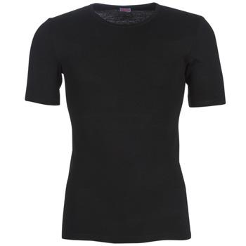 内衣  男士 汗衫, 背心 Damart CLASSIC GRADE 3 黑色