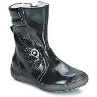 鞋子 女孩 都市靴 GBB LIVIANA 黑色