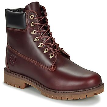 鞋子 男士 短筒靴 Timberland 添柏岚 6 INCH PREMIUM BOOT 棕色