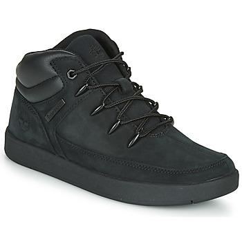 鞋子 儿童 高帮鞋 Timberland 添柏岚 DAVIS SQUARE TDEUROSPRINT 黑色