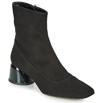 鞋子 女士 短筒靴 Castaner LETO 黑色