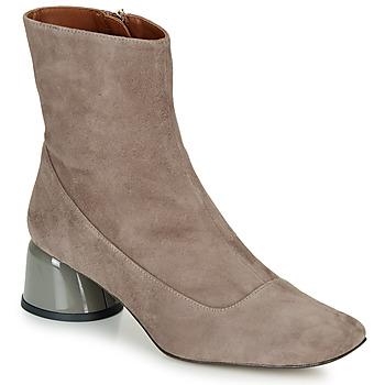 鞋子 女士 短筒靴 Castaner LETO 灰褐色