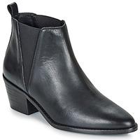 鞋子 女士 短筒靴 Castaner GABRIELA 黑色