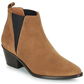 鞋子 女士 短筒靴 Castaner GABRIELA 棕色
