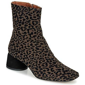 鞋子 女士 短筒靴 Castaner LILO 棕色