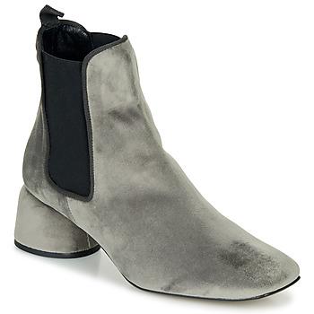 鞋子 女士 短筒靴 Castaner LANAI 灰色