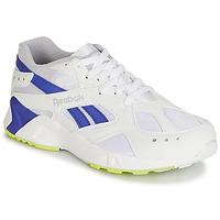 鞋子 男士 球鞋基本款 Reebok Classic AZTREK 白色 / 蓝色