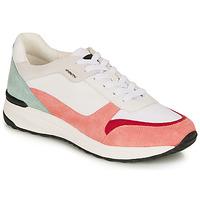 鞋子 女士 球鞋基本款 Geox 健乐士 AIRELL 白色