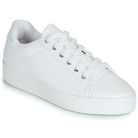鞋子 女士 球鞋基本款 André SAMANA 白色