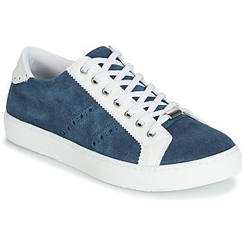 鞋子 女士 球鞋基本款 André BERKELEY 牛仔