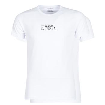 衣服 男士 短袖體恤 Emporio Armani CC715-111267-04712 白色