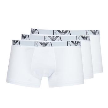 內衣  男士 拳擊 Emporio Armani CC715-111357-16512 白色