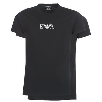 衣服 男士 短袖体恤 Emporio Armani CC715-111267-07320 黑色