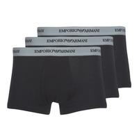 内衣  男士 拳击 Emporio Armani CC717-111357-00120 黑色