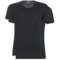 衣服 男士 短袖体恤 Emporio Armani CC722-111648-07320 黑色