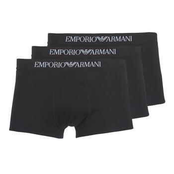 内衣  男士 拳击 Emporio Armani CC722-111610-21320 黑色