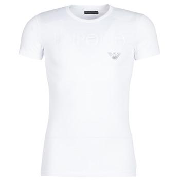 衣服 男士 短袖体恤 Emporio Armani CC716-111035-00010 白色