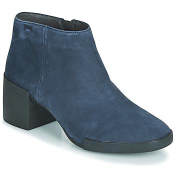 鞋子 女士 短靴 Camper 看步 LOTTA 海蓝色