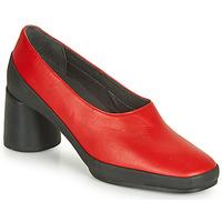 鞋子 女士 高跟鞋 Camper 看步 UP RIGHT 红色