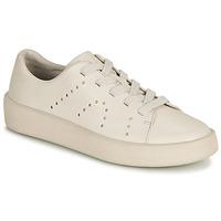 鞋子 女士 球鞋基本款 Camper 看步 COURB 米色