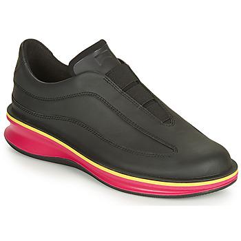 鞋子 女士 球鞋基本款 Camper 看步 ROLLING 黑色 / 玫瑰色