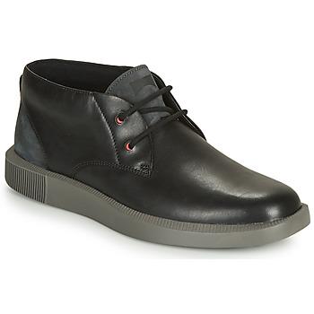 鞋子 男士 德比 Camper 看步 BILL 黑色