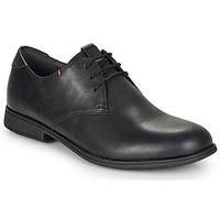 鞋子 男士 德比 Camper 看步 MIL3 黑色