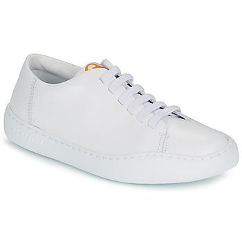 鞋子 女士 球鞋基本款 Camper 看步 PEU TOURING 白色