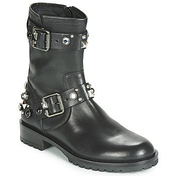 鞋子 女士 短筒靴 Tosca Blu GISELLE 黑色
