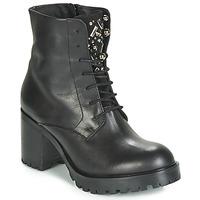 鞋子 女士 短靴 Tosca Blu KATE 黑色