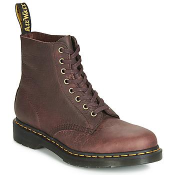 鞋子 男士 短筒靴 Dr Martens 1460 PASCAL 棕色