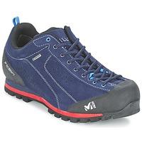 鞋子 男士 登山 Millet FRICTION GTX 蓝色 / 红色