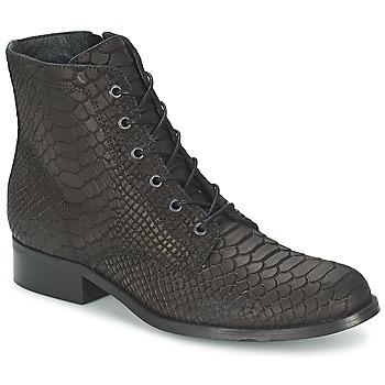 鞋子 女士 短筒靴 Shoe Biz MOLETTA 黑色
