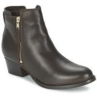 鞋子 女士 短筒靴 Shoe Biz ROVELLA 棕色