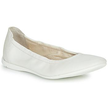 鞋子 女孩 平底鞋 Ramdam LIBRE 白色