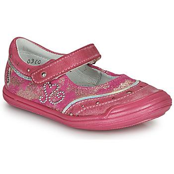 鞋子 女孩 平底鞋 GBB ILEANA 玫瑰色